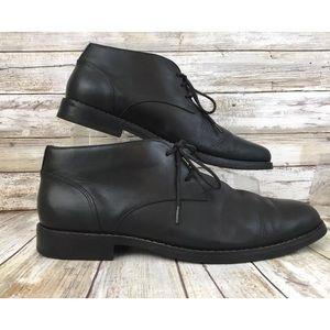 Calvin Klein Men's Shore Black Chukka Boot 8.5M